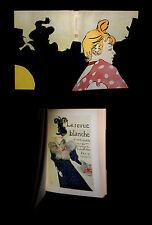 [CATALOGUE RAISONNE] JULIEN (Edouard) - Les Affiches de Toulouse-Lautrec.