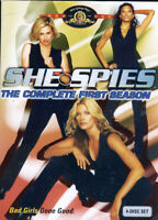 She Spies - The Complete First Season (Boxset) New DVD