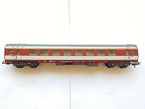 Voiture Lima Voyageurs SNCF A8 TEE Grand Confort Liseret Orange Référence 9129