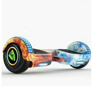 """Hoverboard 6.5"""" Electric Scooters Bluetooth Self Balance Board LED Wheels Lights"""