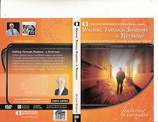 Walking Through Shadows.A Testimony-Dr Carl Wieland-Religion-CMI-DVD