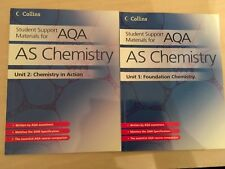 AQA AS PHYSICS STUDENT SUPPORT REVISION BOOKS  UNIT 1 & UNIT 2