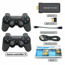 Portable 4K Wireless Game Console HDMI TV Video Gaming Stick  3000+Games US