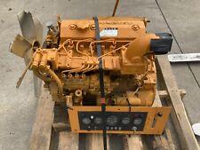 Komatsu 4d95l Industrial Diesel Engine Running Take Out Low Hours