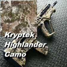 0.5*2m Kryptek Highlander Camo Water Transfer Printing Film,Hydrographic AQUA US