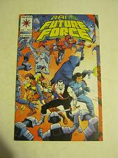 May 1993 Valiant Comics Rai And The Future Force #9  <NM> (EB4-14)