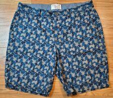 Men's PENGUIN by Munsingwear SHORTS Floral, Flat front Chino, Cotton Size Medium