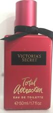 VICTORIA'S SECRET TOTAL ATTRACTION EAU DE TOILETTE PERFUME SPRAY MIST 1.7 OZ