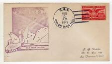 A6337) USA AUG.5.49 USS UNION Res Upply Exped.