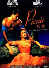 "NEW DVD  "" Picnic ""   William Holden, Kim Novak"
