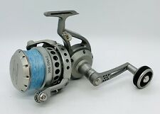 Zeebaas Zx2 Saltwater Surf Spinning Fishing Reel 1st Generation Titanium Silver