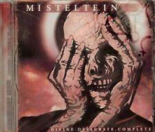 MISTELTEIN - Divine Desecrate Complete - CD - NEW - SEALED