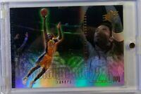 2000 00 Upper Deck SPX Spxcitement Kobe Bryant #S1, Insert, Los Angeles Lakers