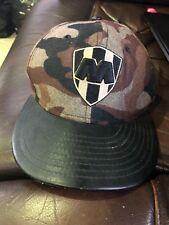 Monterrey Rayados Cap Hat Viza Print Size 7 NEW ERA 59FIFTY