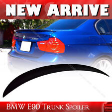 2006+ Paint Color E90 BMW 3-Series Performance P-TYPE 4DR Trunk Spoiler #668