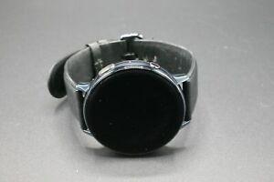 Samsung Galaxy Watch Active 2 SM-R825 44mm Black Stainless Steel Case - Verizon
