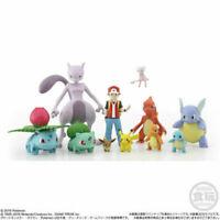 BANDAI Pokemon Scale World Kanto 10Pack BOX (CANDY TOY)