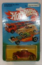 HOT WHEELS MEXICO NEET STREETER METALLIC BURGUNDY BRAND NEW FORD OLDIE GOODIE
