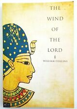 """The Wind of the Lord"" Paperback Christian Novel by William G. Collins RARE!"