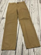 Gymboree Dressed Up  Pants Outfit Boy's Slim Size 8 with adjustable waist.