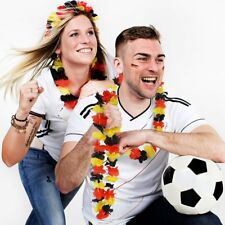 German Trendseller® - 3 x Hawaiianische Deutschland - Blumen Kette ┃ NEU