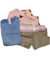 Girl's Ivivva North Face 3 Pc Clothing LOT (Girl Lululemon) Small size 7 8 7-8