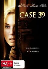 Case 39 NEW R4 DVD