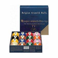 Super Aramith Pro-Cup TV Pool Ball Set