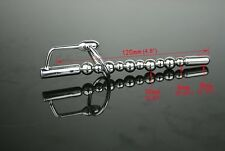 Stainless Penis Stretcher Urethral Dilator Sounding Male Stretching Plug Sets