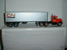 First Gear Mack R Series Tractor Trailer Truck CN Lines