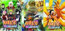 Naruto Shippuden (Episode 1 - 400) ~ 20-DVD SET ~ English Dubbed Version ~ DHL