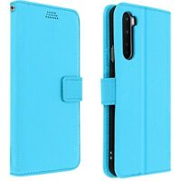Back Cover for OnePlus Nord with with Stand- Blue