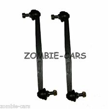 VAUXHALL ASTRA ZAFIRA 99-15 FRONT STABILISER ANTI ROLL BAR DROP LINKS x2