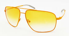 Mosley Tribes Enforcer Sunglasses Orange Aviator Frame Orange Gradient Lenses