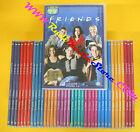 39 DVD FRIENDS stagione 1-10 serie completa TV SORRISI E CANZONI no vhs (SD2)