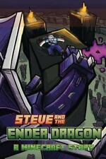 Steve and the Ender Dragon by World of World of Minecraft (2014, Paperback)