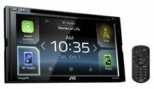 JVC KW-V830BT - Android Auto / Apple CarPlay CD/DVD Stereo w/SiriusXM Tuner