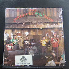 The Music City Jazz Band - The Music City Jazz Band LP New Sealed MCJ-001 Record