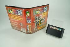 Sega Mega Drive Mega CD *Datel Pro CDX V1.8I* Importadapter OVP