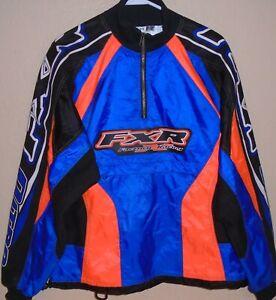 FOX  Snowmobile  Racing Sponsor Jacket Fox Medium