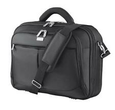 "Trust 15-16"" inch Sydney Laptop Black Notebook Strong Carry Case Cover Bag 17412"