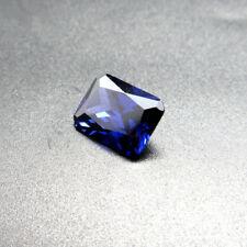 Beautiful Unheated 5x7mm 1.62Ct Blue Tanzanite Emerald Shape AAAAA Loose Gem