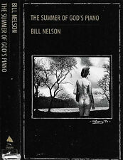 BILL NELSON SUMMER OF GODS PIANO CASSETTE ALBUM ELECTRONIC AMBIENT EXPERIMENTAL