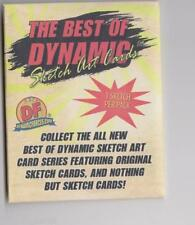 Comics Non-Sport Trading Cards & Accessories with Sketch