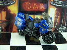 '16 MATCHBOX BMW R1200 RT-P POLICE MOTORCYCLE LOOSE 1:64 SCALE