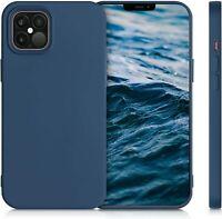 Coque iPhone 12 Mini 12 Pro Max Silicone Souple TPU Cover Housse 11/XR/X/XS