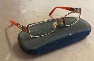 JOOP! Damen Brillenfassung Brillengestell Gestell im Etui #2219