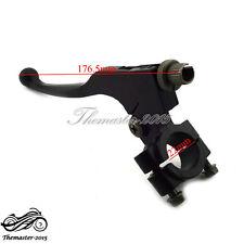 "7/8"" Clutch Lever Perch 22mm For SDG SSR Coolster Taotao Roketa Pit Dirt Bike"