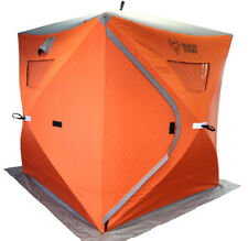 End Of Season Sale (Was $249.99) 3 Person Thermal Ice Shelter - Trophy Strike