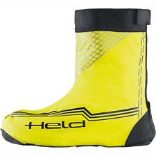 Held 8758 Boot Skin Overboots Short WP - Yellow Neon